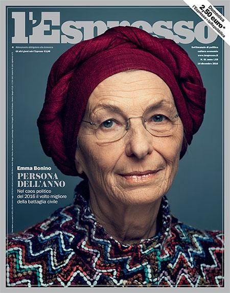Emma Bonino, ne vogliamo parlare ?