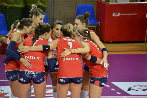 Global Power sponsor del Ramonda IPAG Montecchio, Volley A2 femminile