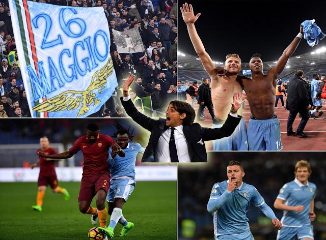 Calcio. Lazio, non solo derby. Si pensa già alle mute per la prossima stagione.