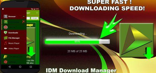 Come raddoppiare la velocità di dowland di IDM