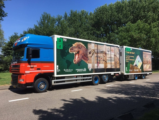'Trix' to ride throughout Europe with the help of Jan De Rijk Logistics | Supply Chain