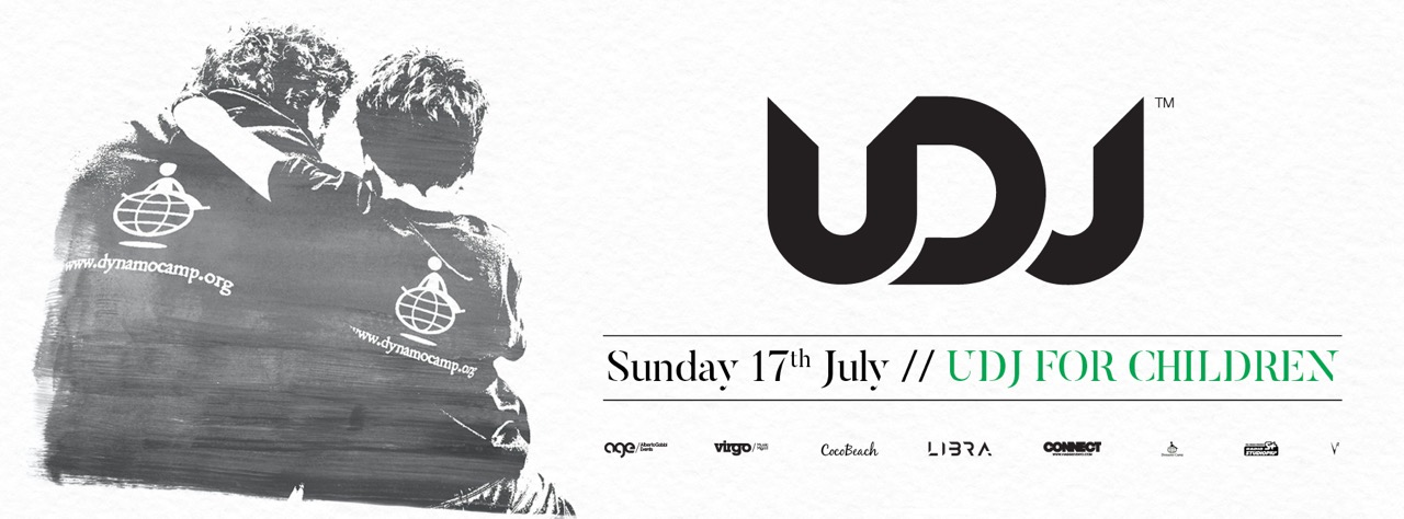 17/7 UDJ - United DJs for Children @ Coco Beach Lonato (BS)