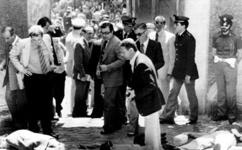 Il magistrato Francesco Coco, ucciso in un sanguinoso attentato da parte delle Brigate Rosse