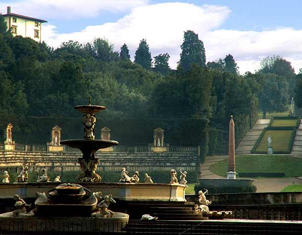 Visitiamo il giardino di San Marco e la scuola di Lorenzo il Magnifico