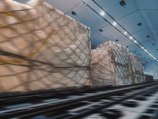 Air Partner delivers time-critical automotive cargo to Sweden | Air Cargo