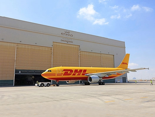 Etihad Airways Engineering partners with DHL to enhance MRO logistics | Supply Chain