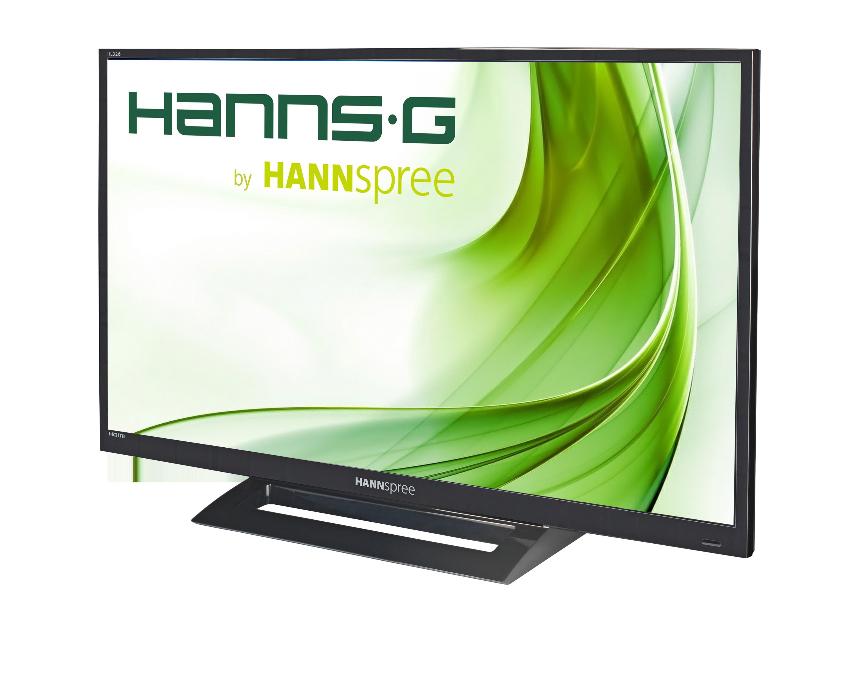 Da HANNspree il monitor con ampio display da 32 pollici offre applicazioni flessibili e creative