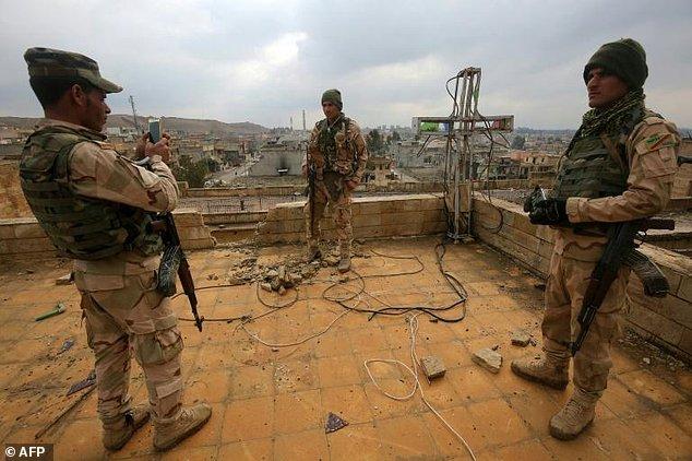 Iraq: Forze irachene liberano bambina yazida di 11 anni a Mosul » Guerre nel Mondo