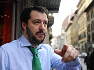 Nuovo no di Matteo Salvini all'emergenza profughi