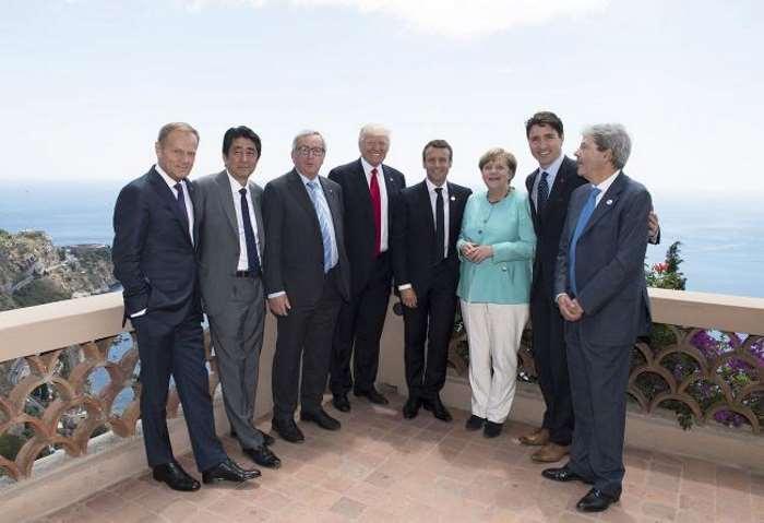G7, sulla migrazione niente di concreto