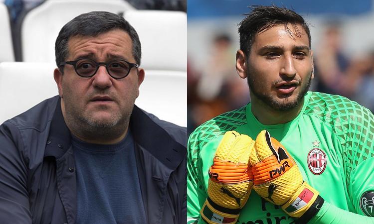 Milan-Donnarumma-Raiola: la famiglia del giocatore sarebbe stanca dell'agente per le frecciatine ai rossoneri