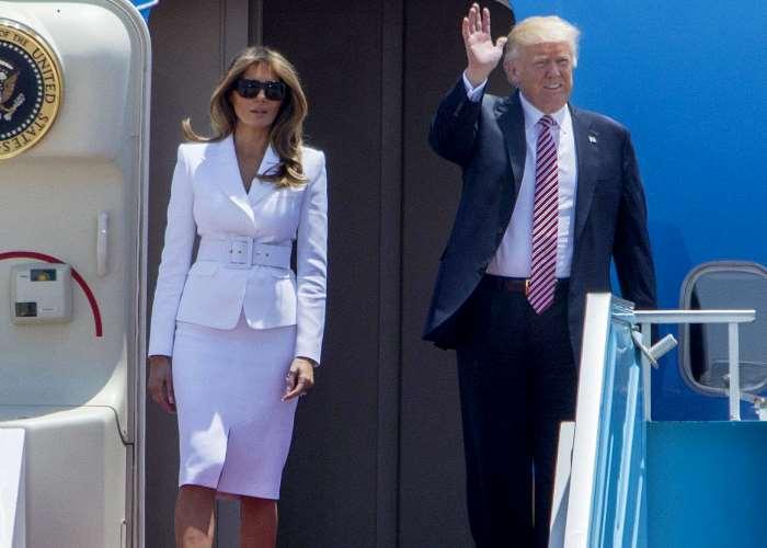 Inizia mercoledì incontrando il Papa la visita ufficiale di Trump a Roma