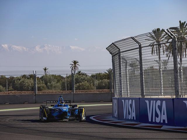 Buemi davanti a Bird e Rosenqvist nel GP di Formula E del Marocco