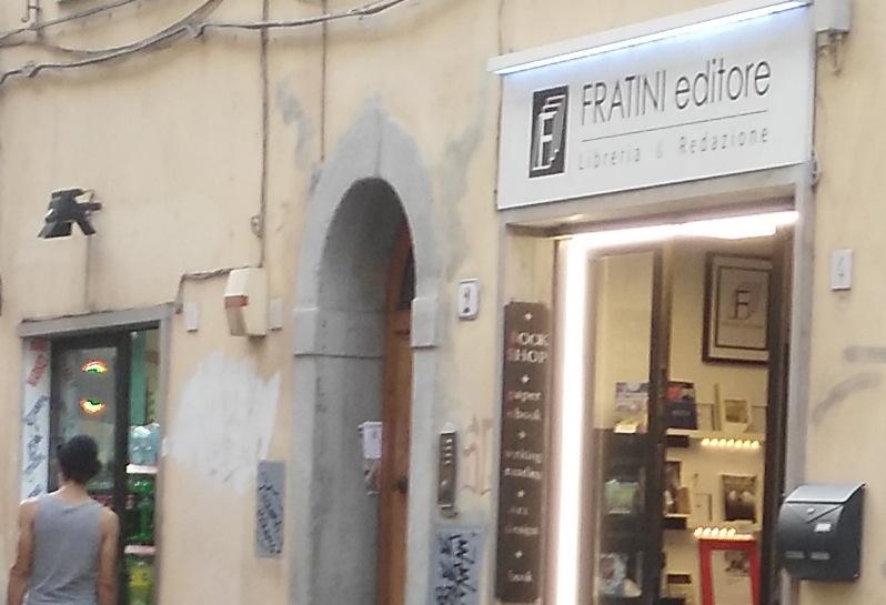 Lezioni di editoria - Fratini Editore (Firenze)