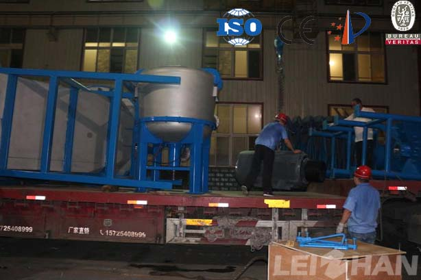 450T/D High Strength Corrugated Paper Pulp Machine