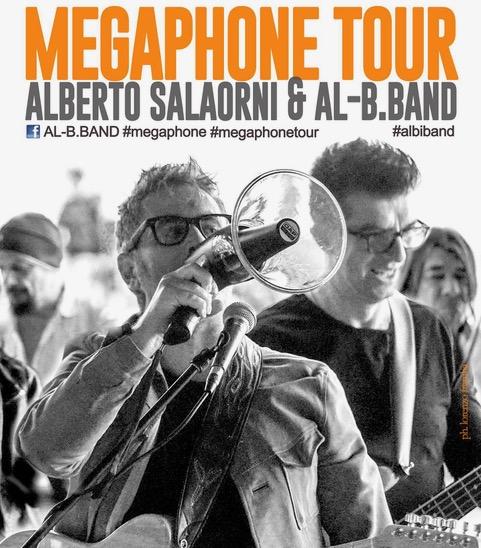 Alberto Salaorni & Al-B.Band: il video di Maledettamente Amato piace… e il tour infinito continua