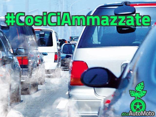 #CosiCiAmmazzate: dopo il dieselgate... l'UE cambia i limiti! Le auto potranno inquinare fino al 110% in più...