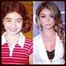 Sarah Hyland ha avuto un cambiamento dalla pubertà a oggi